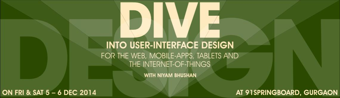 Dive into User-Interface Design
