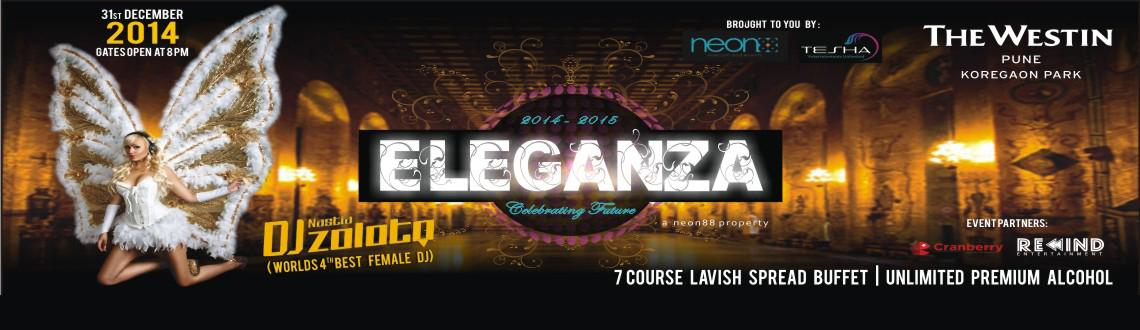 ELEGANZA @ WESTIN PUNE-NEW YEARS EVE 2014
