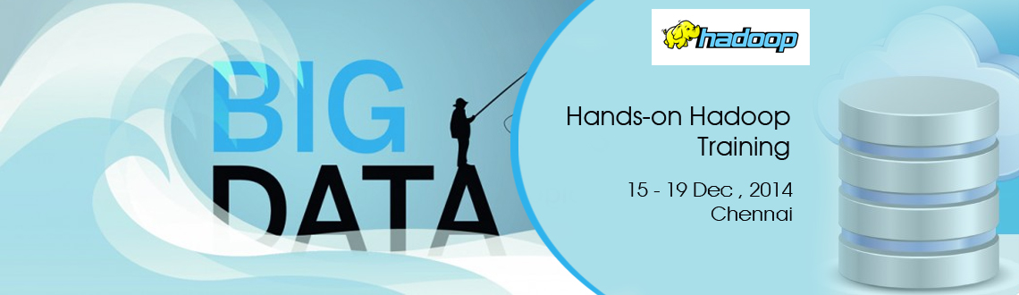 Book Online Tickets for hands-on hadoop training, Chennai. BigDataTraining.IN is conducting 5 days Big-Data and Hadoop Architect Level training inCHENNAI, delivered by highly experienced trainers. BigDataTraining.IN is a leading Global Talent Development Corporation, building skilled manpower pool for global