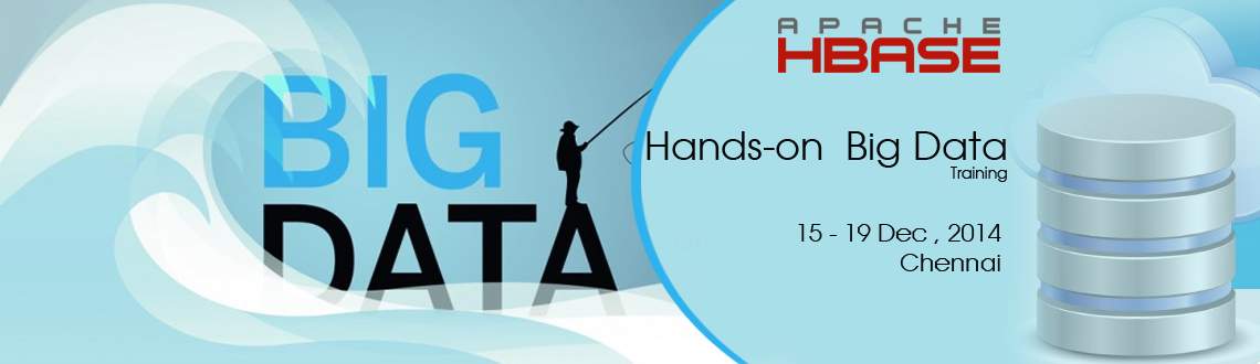 Book Online Tickets for Hands-on Big Data in Chennai, Chennai. Big data is a collection of data sets so large and complex that it becomes difficult to process using on-hand database management tools or traditional data processing applications. The challenges include capturing, storing, searching, transferring, a