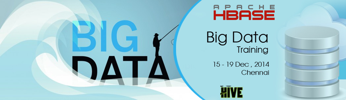 Book Online Tickets for Big Data Training with certification, Chennai. Opportunities for Hadoopers are infinite - from a Hadoop Developer, to a Hadoop Tester or a Hadoop Architect, and so on. If cracking and managing BIG Data is your passion in life, then think no more and Join BigDataTraining.IN�s Hadoop course an