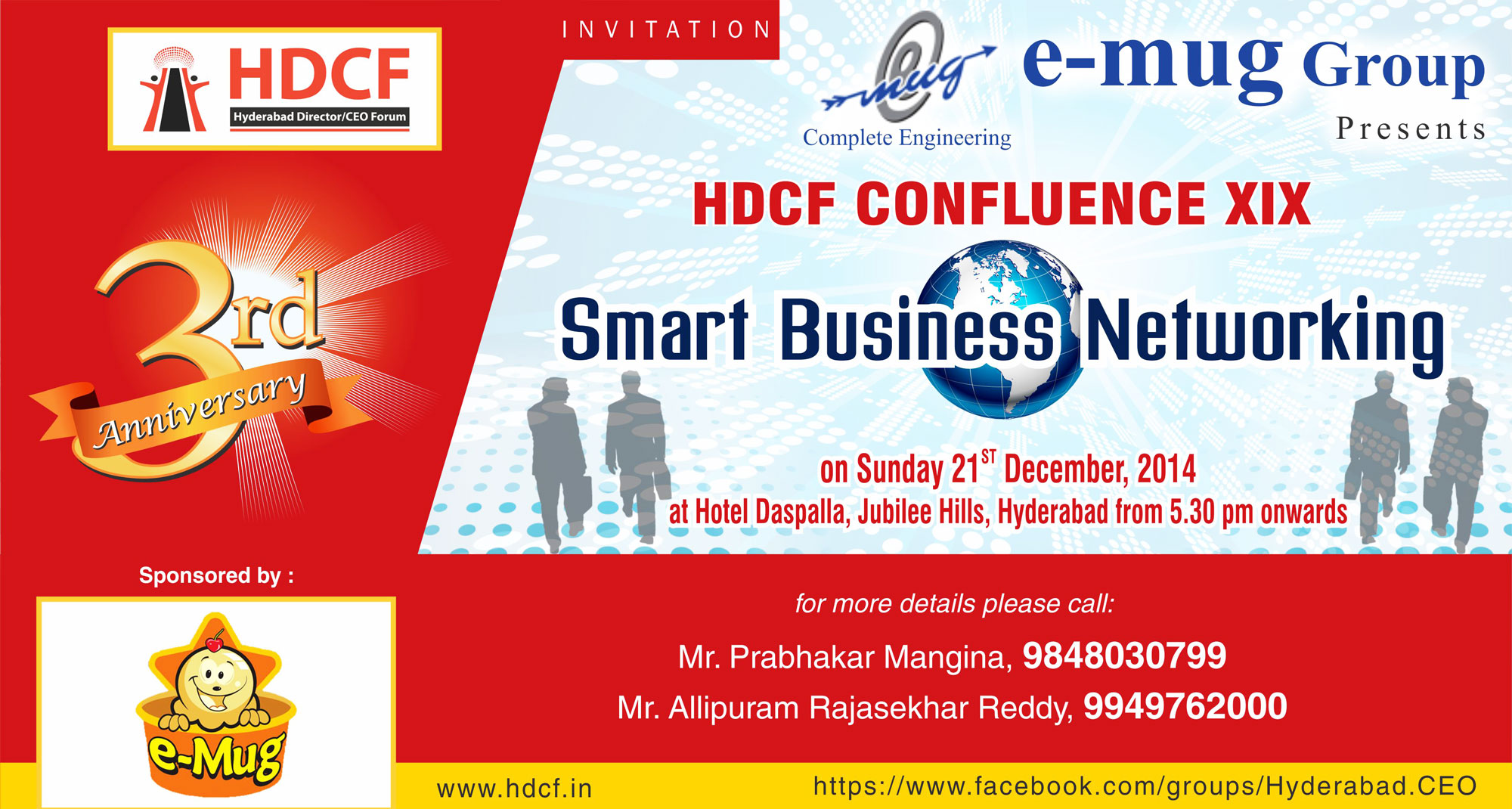 Smart Business Networking - HDCF Confluence XIX