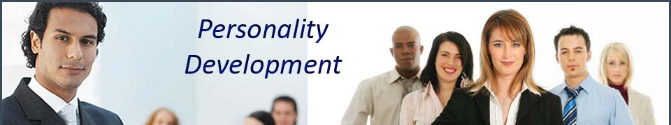 Book Online Tickets for Personality development program, Chennai. Objective:It deals with the holistic approach to the concept of personality which makes the participants gain an insight into themselves, a good knowledge of body language, an understanding of grooming and etiquette.  Course Contents