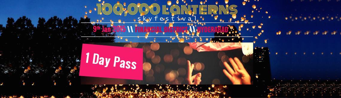 100000 Lanterns Sky Festival Pre Event