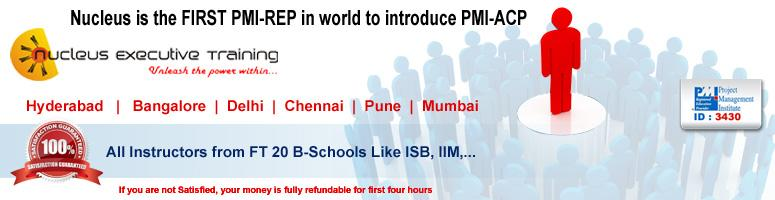 First time in Asia Introducing - PMI Agile Certified Practitioner (PMI-ACP)SM in Mumbai
