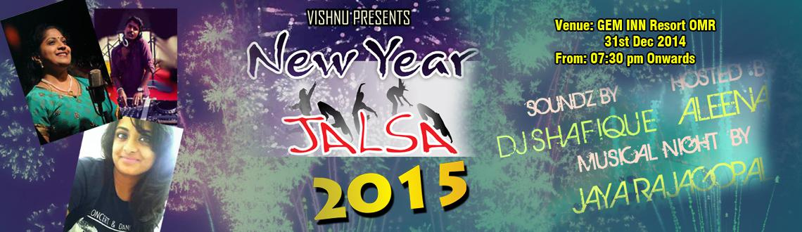 NEW YEAR JALSA- 2015