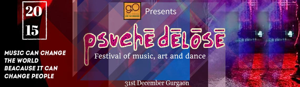 PsucheDelose | New Year 2015 | One Day in NCR