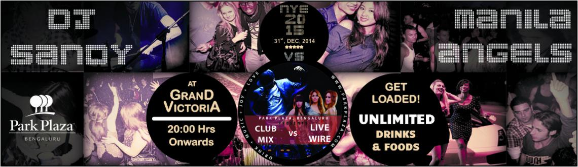 Book Online Tickets for NYE 2015 @ Hotel Park Plaza, Bengaluru. Countdown to the most-awaited day begins with everyone excited about the fun and fantasy that the day brings with it.