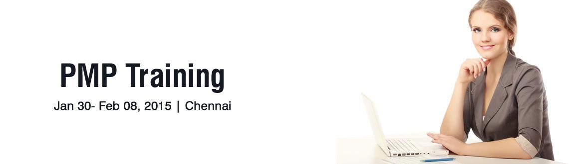 PMP Training in Chennai - January Fri 30, Sat 31, Sun 01