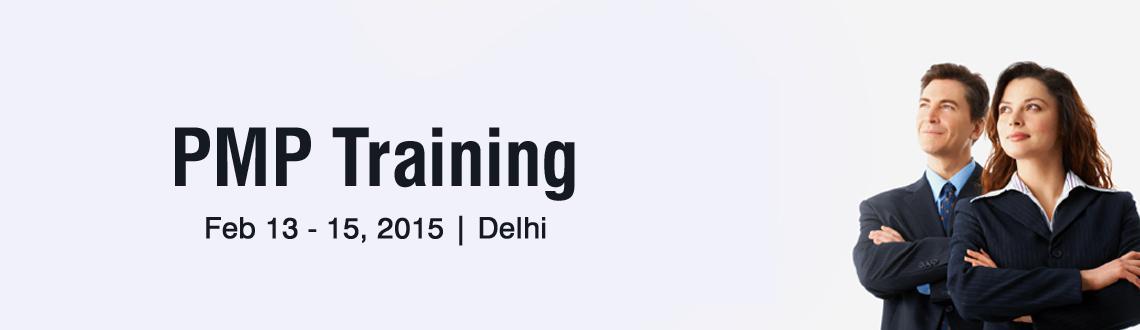 PMP Training in Delhi - February Fri 13, Sat 14, Sun 15
