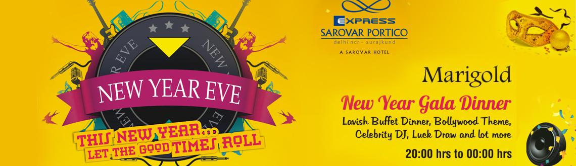 Book Online Tickets for New Year Eve 2014-15 at Marigold, Faridabad.  Are you still scrambling to figure out some plans for the New Year's Eve 2015? Are you worried that you cannot head out of the Faridabad/Surajkund area? Do you think you are missing out on all the fun?
