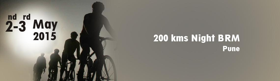 200 kms Night BRM