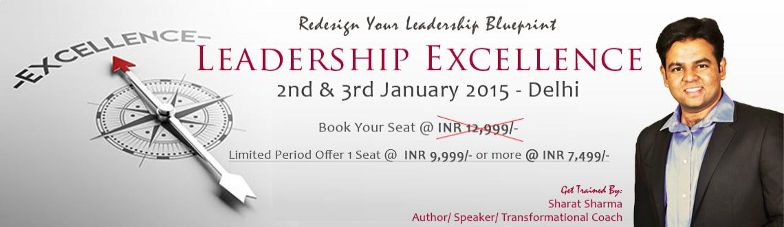 Leadership Excellence Workshop Delhi
