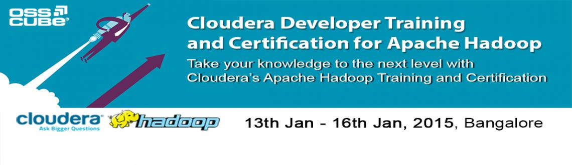 Book Online Tickets for Cloudera Developer Training and Certific, Bengaluru. Cloudera Developer Training and Certification for Apache Hadoop