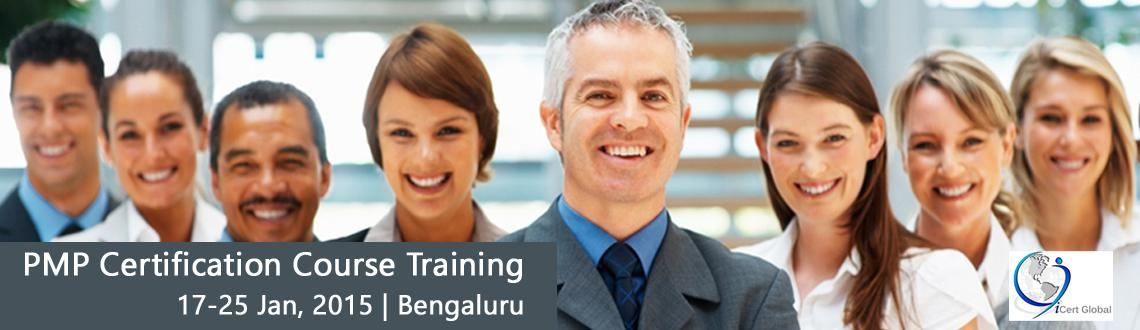 PMP Certification Course Training Workshop in Bangalore,  India