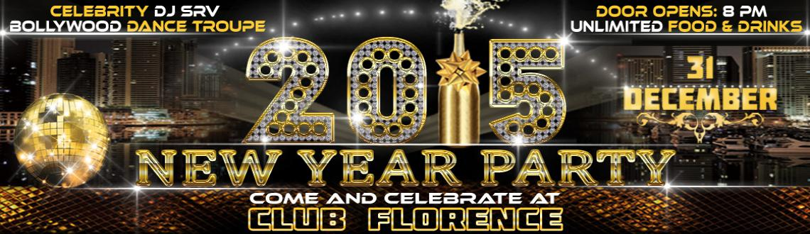 LETS COUNTDOWN TO NEW YEAR 2015 @ Club Florence