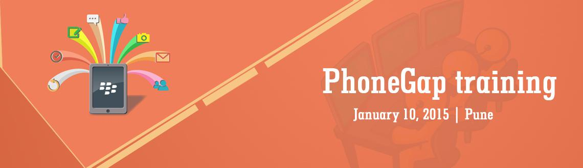 Book Online Tickets for PhoneGap training in Pune, Pune. 