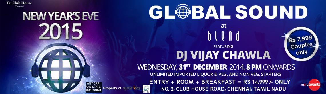 Global Sound New Years Eve 2015