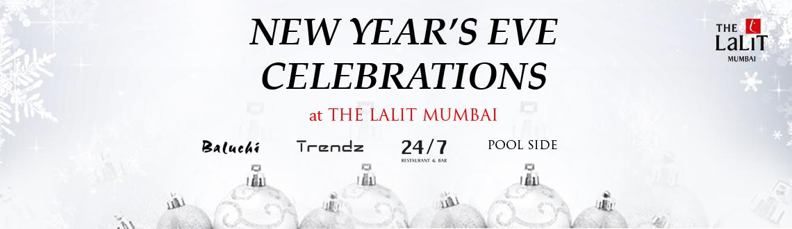 Family Fun Feast - New Year at The Lalit Mumbai