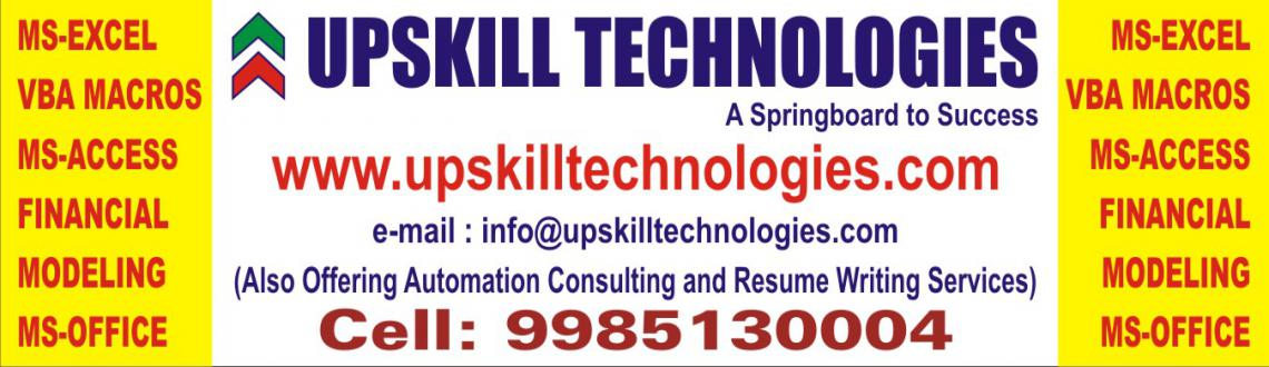 Book Online Tickets for 2 Day Workshop for Ms Office - Hyderabad, Hyderabad. Upskill Technologies provides 2 day workshop for Ms Office. Mohd Arsalan has over 7 years of experience in providing corporate training Ms Office in Hyderabad. Having trained more than 1000 students he has a great flavor for teaching with practical a