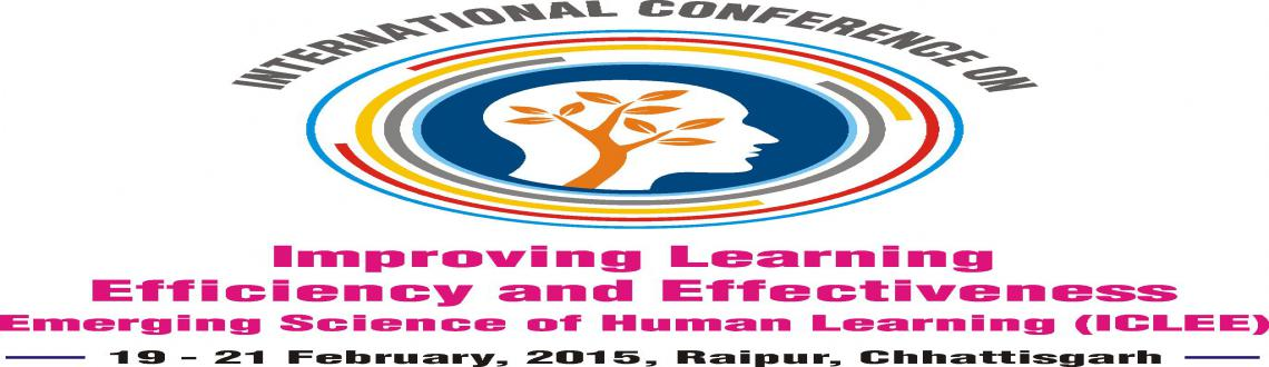 International Conference on Science of Human Learning in February, 2015. Copy