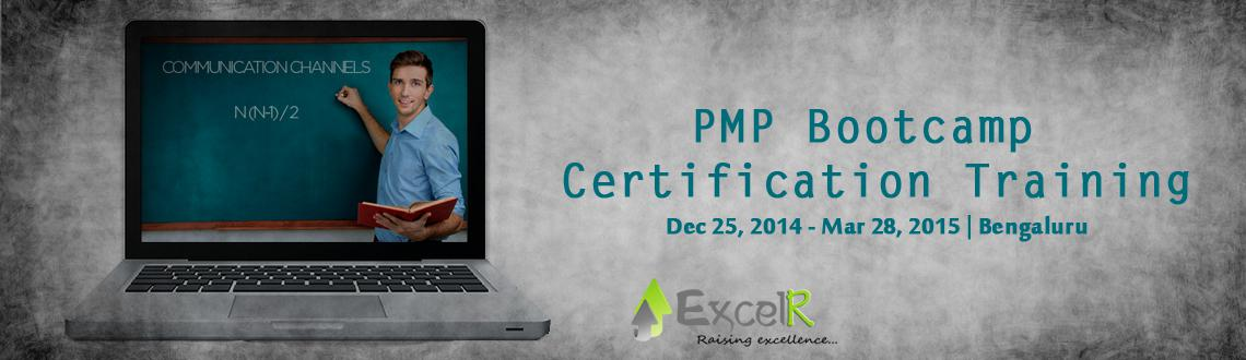 Book Online Tickets for PMP Bootcamp Certification Training in B, Bengaluru. PMP Certification Training