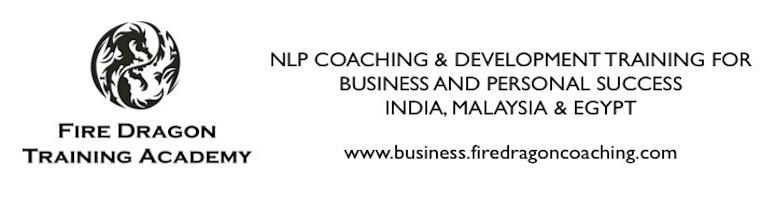 Fire Dragon Academy Module 1 - NLP Practioner & Coaching Training 8th-15th June 2011