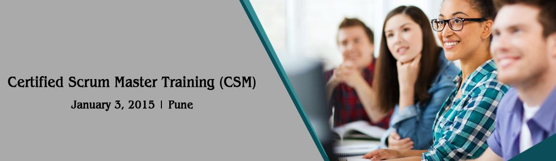 Certified Scrum Master (CSM) Training in Pune, India