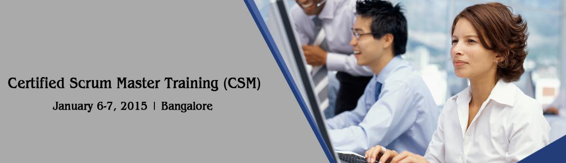 Certified Scrum Master (CSM) Training in Bangalore, India