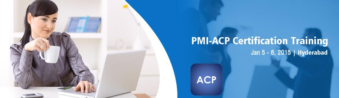 PMI-ACP Certification Training
