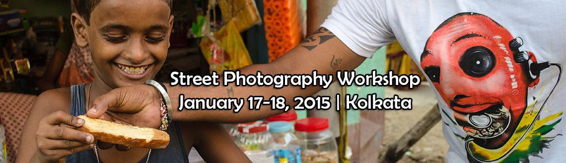 Street Photography Workshop, Kolkata