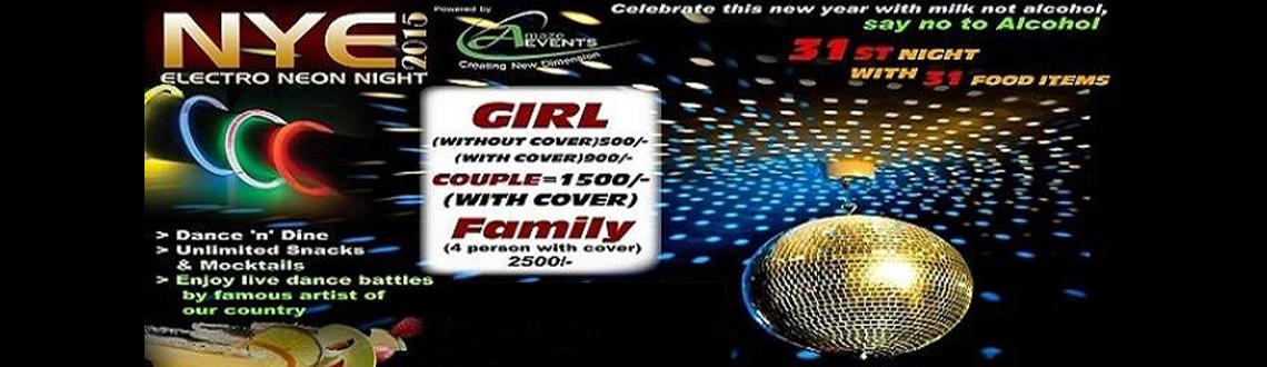 New Year Eve DISCO Party @ C-9