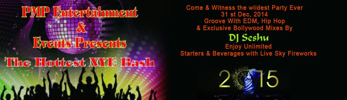 The Hottest New Year Bash @ Madh Island, Malad