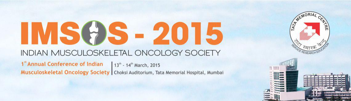 1st Annual Conference of Indian Musculoskeletal Oncology Society