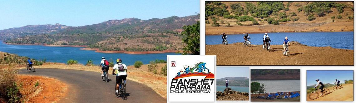 PANSHET PARIKRAMA Cycle Expedition - 31 Jan,2015