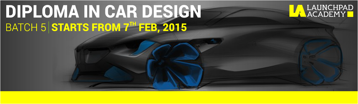 Diploma in Car Design (Batch 5)