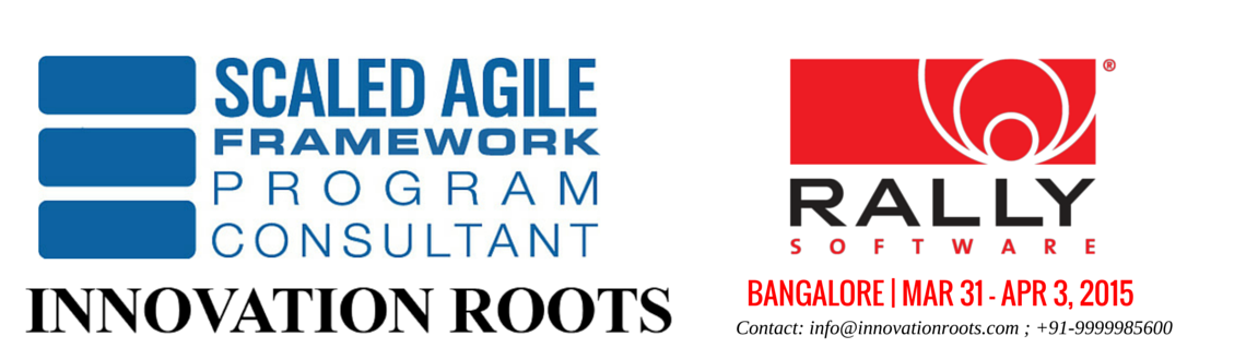 Book Online Tickets for SAFe PROGRAM CONSULTANT Traning and Cert, Bengaluru. INNOVATION ROOTS is hosting this program in partnership RALLY Sofware, a SPCT gold partner of SAI , SAFe Program Consultant (SPC)™ Training and Certification.