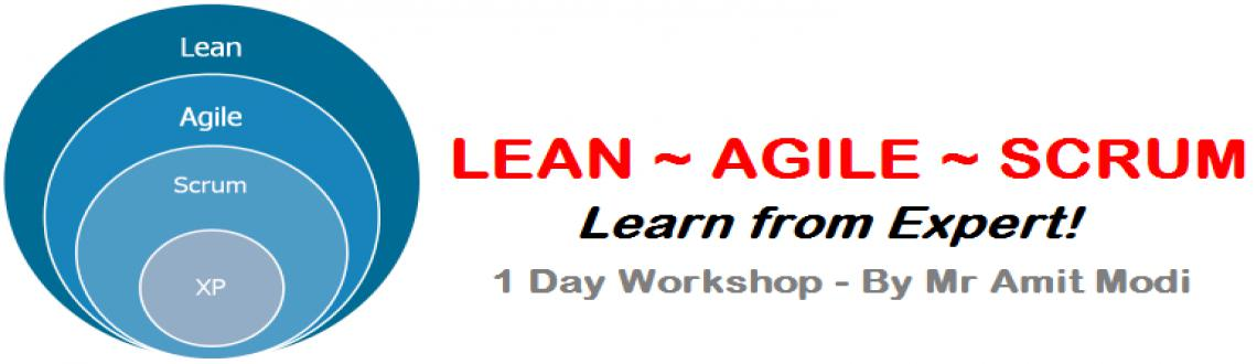 Scrum Agile Lean Workshop in Pune