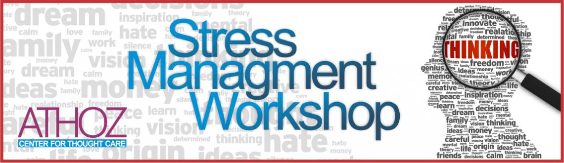 Stress Management Workshop Jan 17