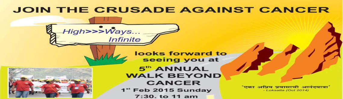 Book Online Tickets for 5th Annual HIGHWAYS INFINITE WALKathon 2, Pune. Join us on the Sunday morning of 1st Feb 2015, as the golden rays of the spring sun rises to mark our 5th Annual HIGHWAYS INFINITE WALKathon 2015 to commemorate World Cancer day.