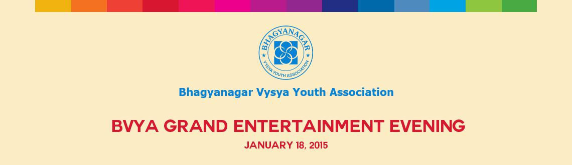 BVYA Grand Entertainment Evening