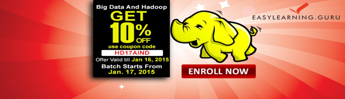 Get @10 Off On Online Big Data and Hadoop Training Classes