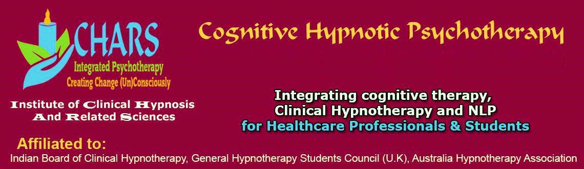 Book Online Tickets for Foundation Course in Cognitive Hypnotic , Mumbai. What is Cognitive Hypnotic Psychotherapy