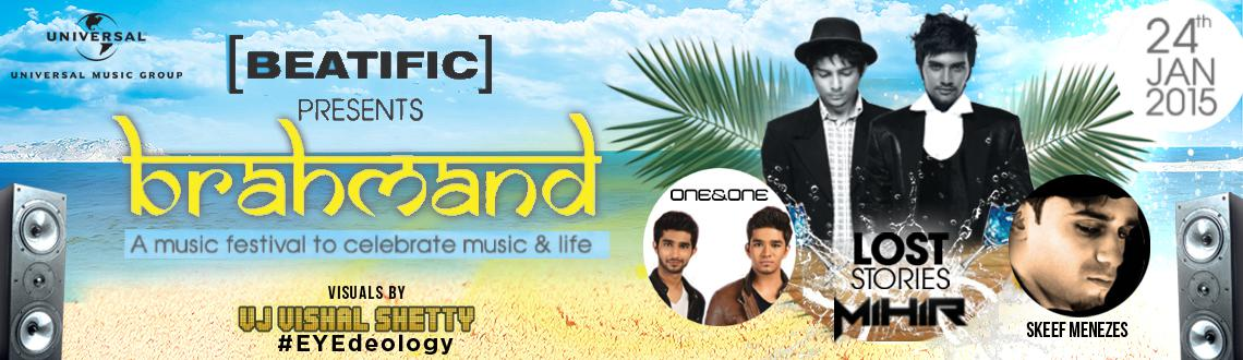 Brahamand, All Indian EDM Festival