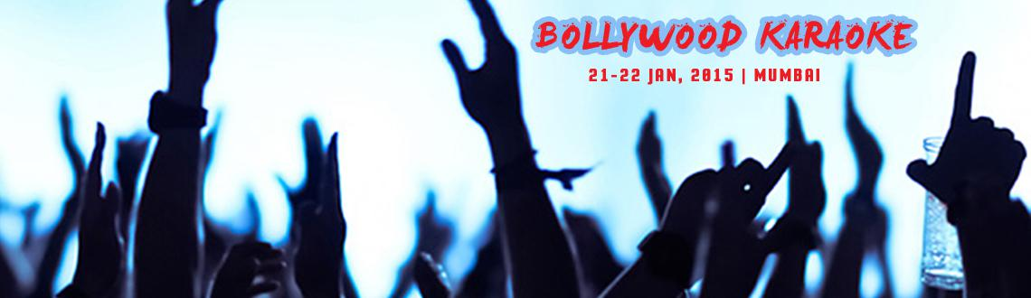 Book Online Tickets for Bollywood Karaoke, Mumbai. CHAAR BOTTLE ______ KAAM MERA ______ NA MUJHKO ______ NA KISINE  ______ Think you can fill in the blanks...Think you need a bigger platform than your bathroom... Here it is!