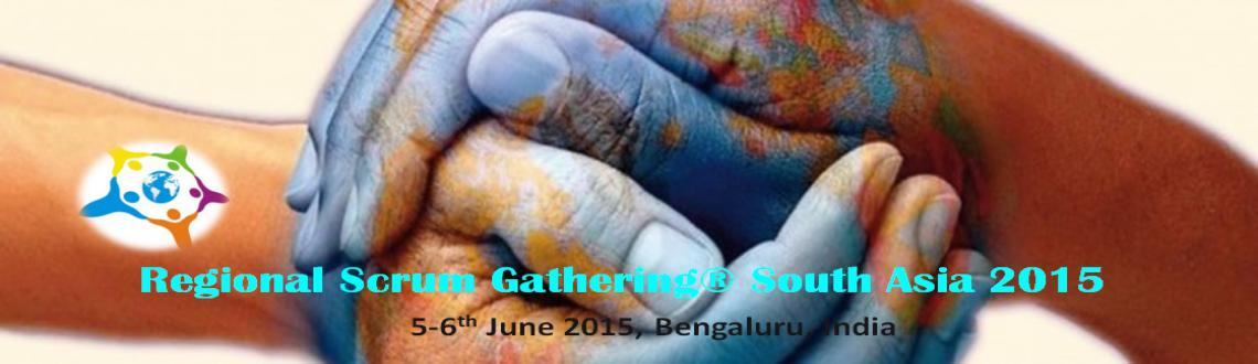 Regional Scrum Gathering South Asia 2015