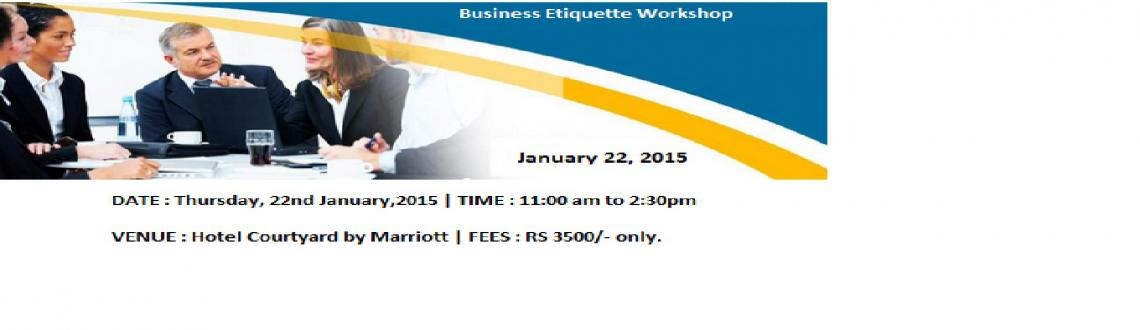 Business Etiquette Workshop