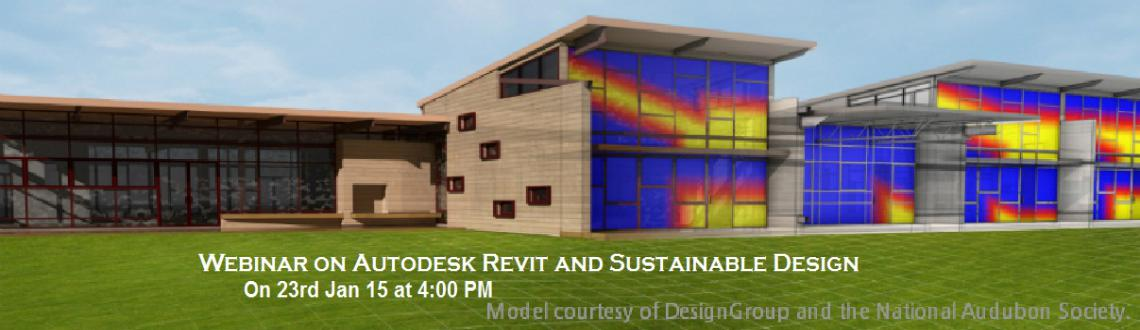 Webinar on Autodesk Revit and Sustainable Design