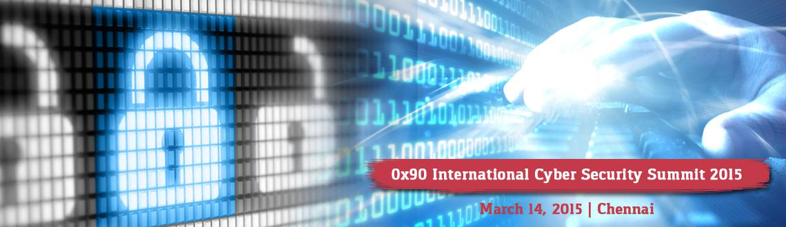 0x90 International Cyber Security Summit 2015