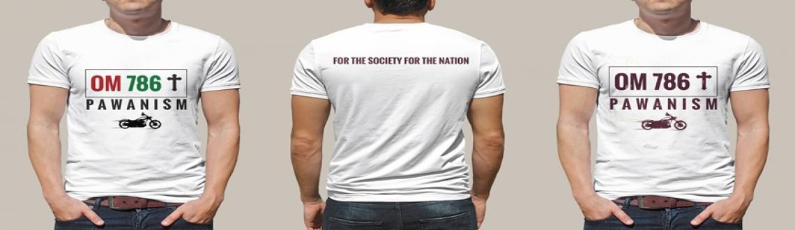 Pawanism Tshirts ( Gopala Gopala )